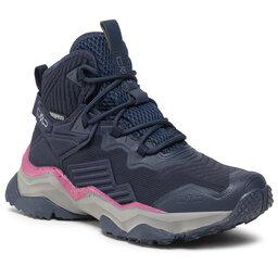 CMP Трекінгові черевики CMP Yoke Wmn Wp Hiking Shoe 31Q9566 Asphalt/Fragola 61UG