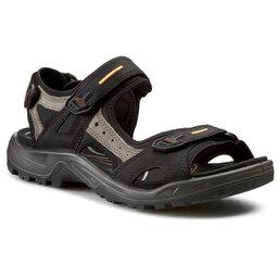 ECCO Basutės ECCO Yucatan Sandal Sanda 6956450034 Black