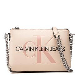 Calvin Klein Jeans Сумка Calvin Klein Jeans Sculpted Camera Pouch W/Cha Mono K60K608688 AEO