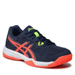 Asics Взуття Asics Gel-Padel Pro 4 Gs 1044A020 Peacoat/Flash Coral