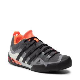 adidas Взуття adidas Terrex Swift Solo S29255 Grey Six/Core Black/Solar Red