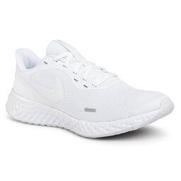 Nike Взуття Nike Revolution 5 BQ3204 103 White/White
