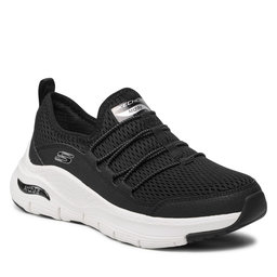 Skechers Batai Skechers Lucky Thoughts 149056/BKW Black/White