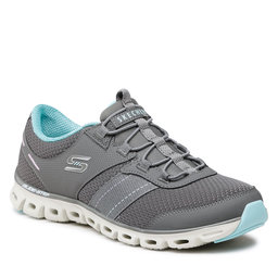 Skechers Снікерcи Skechers Just Be You 104087/CCLB Charcoal/Light Blue
