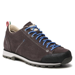 Dolomite Трекінгові черевики Dolomite Cinquantaquattro Low 247950-0587011 Anthracite/Blue