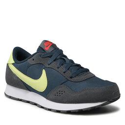 Nike Batai Nike Md Valiant (Gs) CN8558 400 Deep Ocean/Limelight/Iron Grey