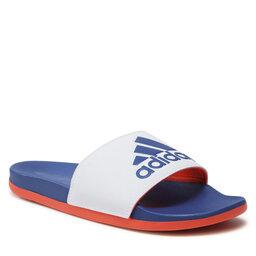 adidas Šlepetės adidas Adilette Comfort GV9695 Cloud White/Royal Blue/Solar Red