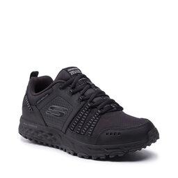 Skechers Трекінгові черевики Skechers Escape Plan 51591/BBK Black