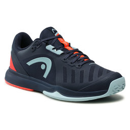 Head Взуття Head Sprint Team 3.0 2021 273301 Dress Blue/Neon Red 075