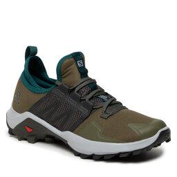 Salomon Взуття Salomon Madcross 414416 27 V0 Olive Night/Peat/Deep Teal