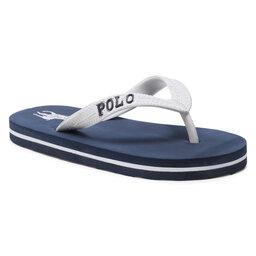 Polo Ralph Lauren В'єтнамки Polo Ralph Lauren Camino RF103044C White/Navy