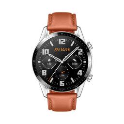 Huawei Išmanusis laikrodis Huawei Watch Gt 2 LTN-B19 Brown Leather Strap