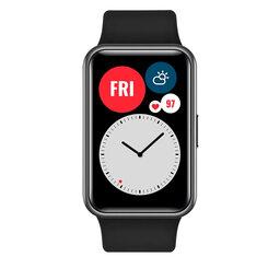 Huawei Išmanusis laikrodis Huawei Watch Fit TIA-B09 Black/Black