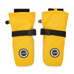 Reima Дитячі рукавички Reima Uusio 527370 Orange Yellow 2400