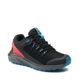 Columbia Трекінгові черевики Columbia Trailstorm Waterproof BL0156 Black/Bright Marigold 010