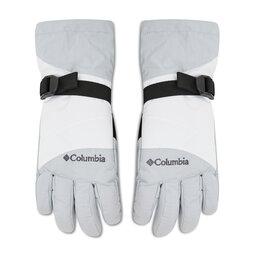 Columbia Лижні рукавиці Columbia Last Tracks Glove CL3406 White Cirrus Grey 100