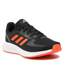 adidas Взуття adidas Runfalcon 2.0 K GZ7418 Core Black / Solar Red / Cloud White