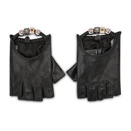KARL LAGERFELD Жіночі рукавички KARL LAGERFELD 215W3602 Black A999