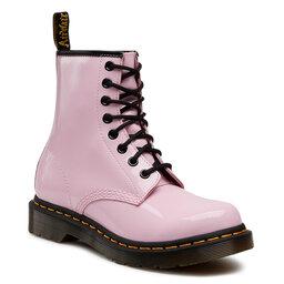 Dr. Martens Берци Dr. Martens 1460 W Patent Lamper 26425322 Pale Pink