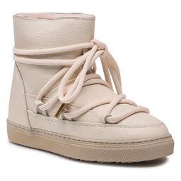 Inuikii Batai Inuikii Full Leather 70202-089 Off White