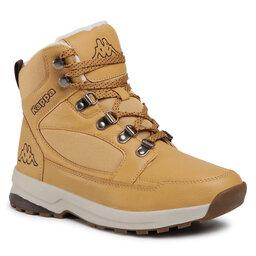 Kappa Трекінгові черевики Kappa Sigbo 242890 Beige Brown 4150