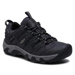 Keen Трекінгові черевики Keen Koven Wp M 1025155 Black/Drizzle