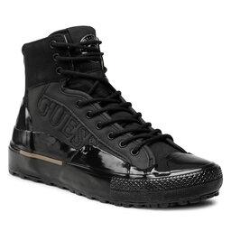 Guess Laisvalaikio batai Guess FMAVB8 FAB12 BLACK