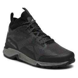 Columbia Трекінгові черевики Columbia Vitesse Mid Outdry BM0134 Black/Ti Grey Steel 010