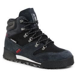 adidas Batai adidas Terrex Snowpitch C.Rdy FV7957 Core Black/Core Black/Scarlet