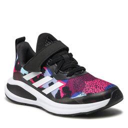 adidas Batai adidas Forta Run El K H04125 Core Black/Cloud White/Violet Tone