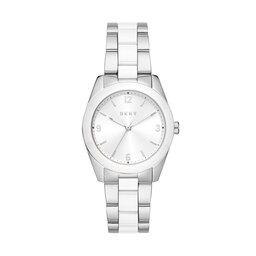 DKNY Годинник DKNY Nolita NY2904 Silver/White