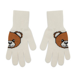 MOSCHINO Жіночі рукавички MOSCHINO 65273 0M2558 002