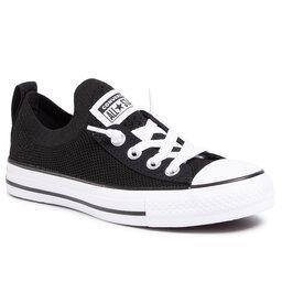 Converse Sportbačiai Converse Ctas Shoreline Knit Slip 565489C Black/White/Black