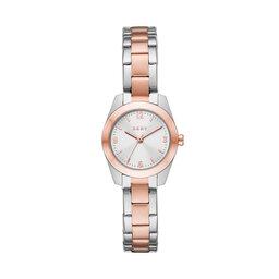 DKNY Годинник DKNY Nolita NY2923 Silver/Pink