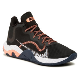 Nike Взуття Nike Renew Elevate CK2669 006 Black/Bright Mango