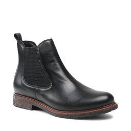 Tamaris Челсі Tamaris 1-25056-27 Black Leather 003