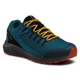 Columbia Трекінгові черевики Columbia Trailstorm Waterproof BM0156 Deep Wave/Bright Gold 314
