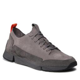 Clarks Laisvalaikio batai Clarks Tri Spark 261611027 Grey Combi