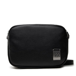 Calvin Klein Jeans Rankinės Calvin Klein Jeans Mono Hardw Soft Dbl Camera Bag K60K608387 BLK