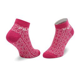 Fila Набір з 3 пар низьких жіночих шкарпеток Fila Calza F6106 Lollipop 270