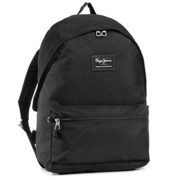 Pepe Jeans Kuprinė Pepe Jeans Aris Laptop Backpack PU120002 Black 999