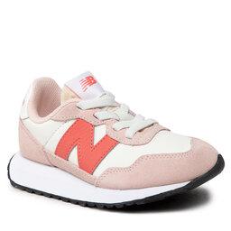New Balance Laisvalaikio batai New Balance PH237PK1 Rožinė