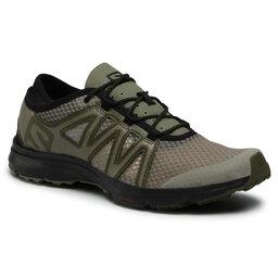 Salomon Взуття Salomon Crossamphibian Swift 2 412950 27 V0 Vetvier/Olive Night/Black