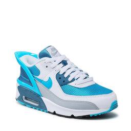 Nike Взуття Nike Air Max 90 Flyease (GS) CV0526 103 White/Laser Blue/White