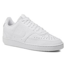 Nike Взуття Nike Court Vision Low CD5434 100 White/White/White