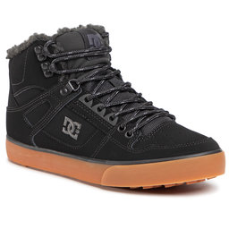 DC Снікерcи DC Pure High-Top Wc Wnt ADYS400047 Black/Red/Green