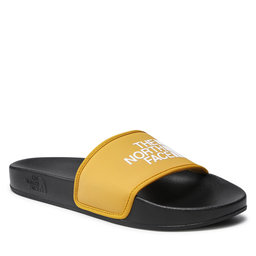 The North Face Šlepetės The North Face Base Camp Slide III NF0A4T2RYQR1 Arrowwood Yellow/Tnf Black