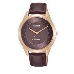 Lorus Годинник Lorus RG288TX9 Brown/Gold