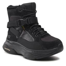 Skechers Трекінгові черевики Skechers On-The-Go Tempo 144301/BBK Black