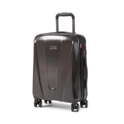 Wittchen Мала тверда валіза Wittchen 56-3P-121-10 Чорний